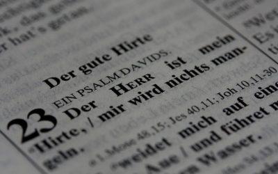 Nicht vor dem Tod davonlaufen – Lehren aus der Bibel